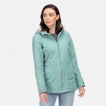 Women's Bergonia II Waterproof Insulated Jacket Ivy Moss