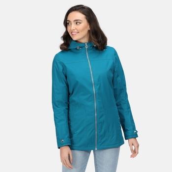 Women's Bergonia II Waterproof Insulated Jacket Gulfstream