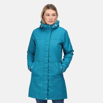 Women's Remina Waterproof Insulated Parka Jacket Gulfstream