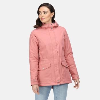 Women's Brigida Waterproof Insulated Jacket Dusty Rose