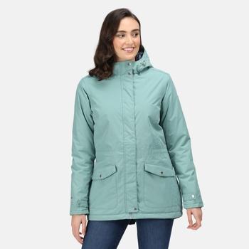 Women's Brigida Waterproof Insulated Jacket Ivy Moss