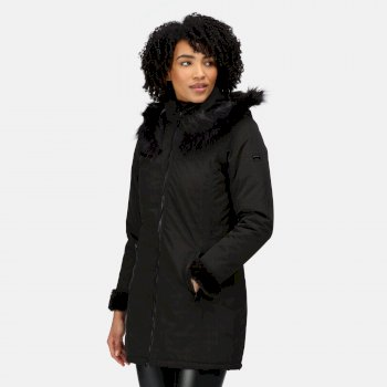 Women's Myrcella Waterproof Insulated Jacket Black