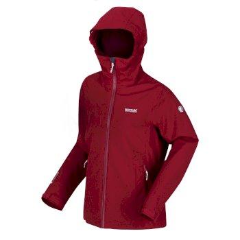 Women's Wentwood VI 3-In-1 Waterproof Jacket Beetroot
