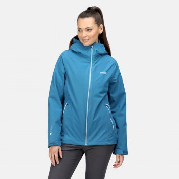 Women's Wentwood VI 3-In-1 Waterproof Jacket Blue Sapphire