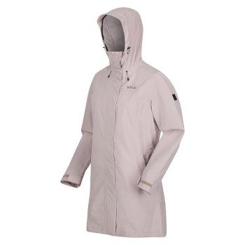 Women's Denbury II 3-In-1 Waterproof Jacket Oatcake Black