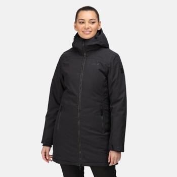 Women's Voltera III Waterproof Heated Jacket Ash