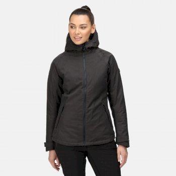Women's Highside VI Waterproof Insulated Jacket Ash