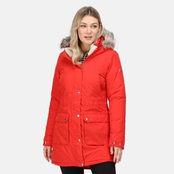Women's Voltera Waterproof Heated Jacket Molten