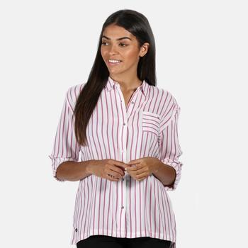 Women's Meera Long Sleeved Shirt Violet