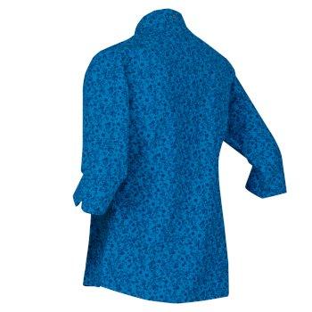 Damska koszula Nimis III niebieska