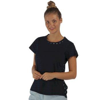 Aleesha T-Shirt Navy