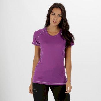 Women's Volito II Ultra Lightweight T-Shirt Ultra Purple