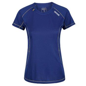 Women's Volito II Ultra Lightweight T-Shirt Ultramarine