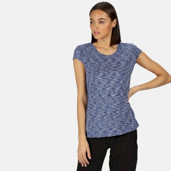 Women's Hyperdimension Quick Dry T-Shirt Blueberry Pie