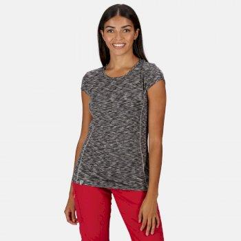 Women's Hyperdimension Quick Dry T-Shirt Black