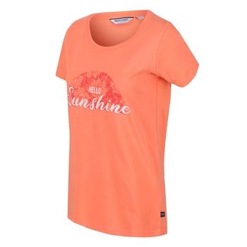 Women's Filandra IV Graphic T-Shirt Fusion Coral