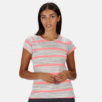 Women's Limonite IV T-Shirt Neon Pink