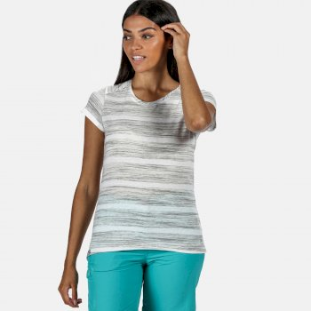 Women's Limonite IV Lightweight T-Shirt White