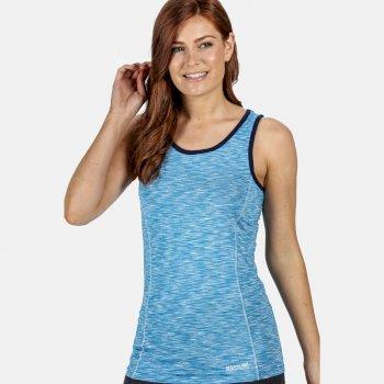 Women's Vashti III Stretch Vest Blue Aster