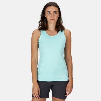 Women's Varey Active Vest Cool Aqua