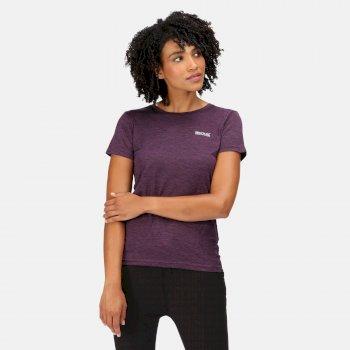 Women's Fingal Edition T-Shirt Dark Aubergine
