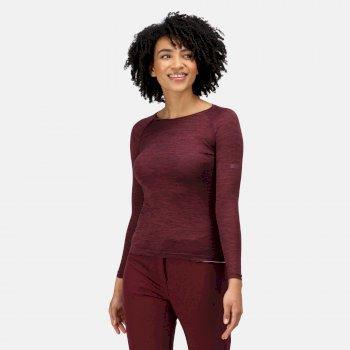 Women's Burlow Marl T-Shirt Fig