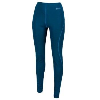 Women's Zimba Base Layer Moroccan Blu e