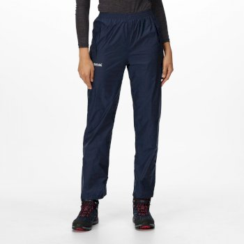 Women's Pack It Waterproof Overtrousers Midnight