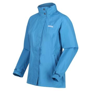 Women's Daysha Waterproof Jacket Blue Sapphire