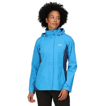 Women's Daysha Waterproof Jacket Blue Aster Dark Denim
