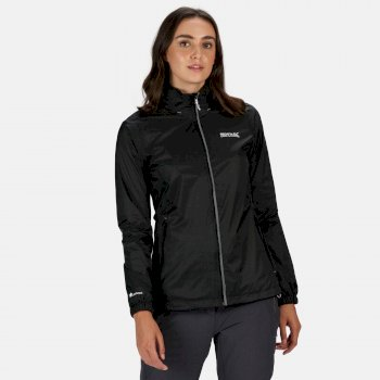 Women's Corinne IV Lightweight Waterproof Jacket Black