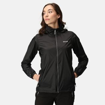 Women's Corinne IV Waterproof Packaway Jacket Black