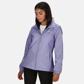 Women's Corinne IV Waterproof Packaway Jacket Lilac Bloom