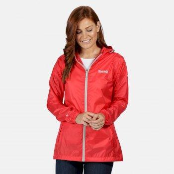 Women's Pack-It Jacket III Waterproof Packaway Jacket Red Sky