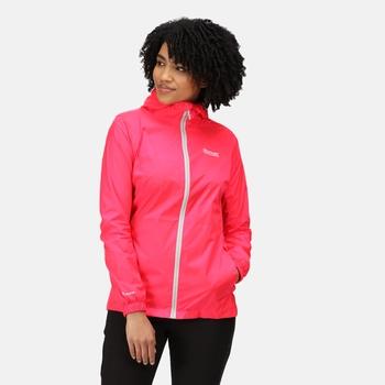 Women's Pack-It Jacket III Waterproof Packaway Jacket Neon Pink