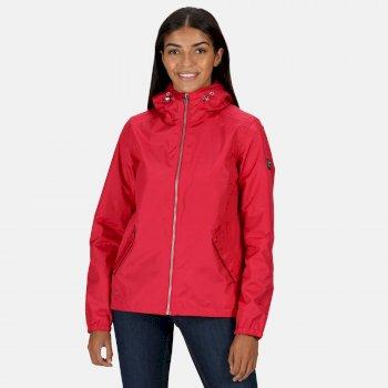 Women's Lilibeth Lightweight Waterproof Jacket Virtual Pink
