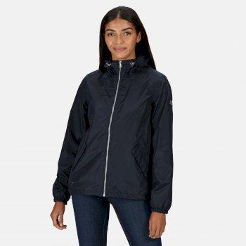 Women's Lilibeth Lightweight Waterproof Jacket Navy