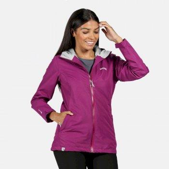Women's Hamara III Lightweight Waterproof Hooded Walking Jacket Winberry