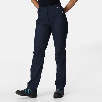 Women's Highton Waterproof Overtrousers Navy
