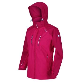 Women's Calderdale IV Waterproof Jacket Duchess Dark Cerise