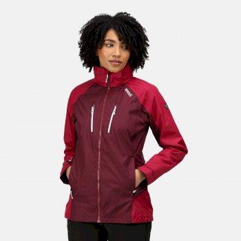 Women's Calderdale IV Waterproof Jacket Fig Beetroot
