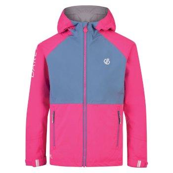 Dare 2b - Kids' Overstep Jacket Cyber Pink Astro