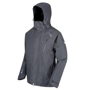 Highspace II Waterproof Insulated Jacket Seal Grey