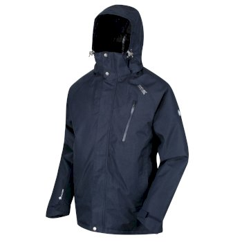Highspace II Waterproof Insulated Jacket Navy