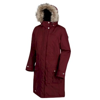 Lumexia II Waterproof Insulated Parka Jacket Fig
