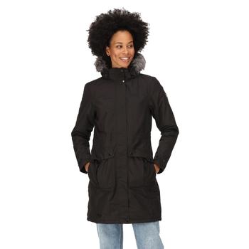 Women's Lumexia III Waterproof Insulated Parka Jacket Black