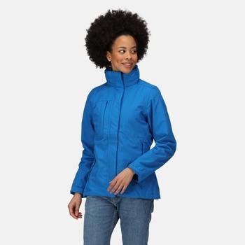 Women's Kingsley Waterproof Stretch 3 in 1 Jacket Oxford Blue