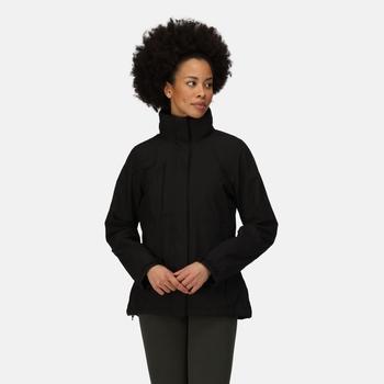 Women's Kingsley Waterproof Stretch 3 in 1 Jacket Black