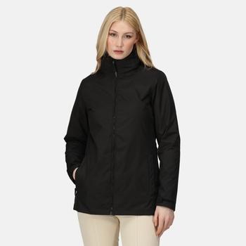 Women's Classic 3 in 1 Waterproof Jacket Black