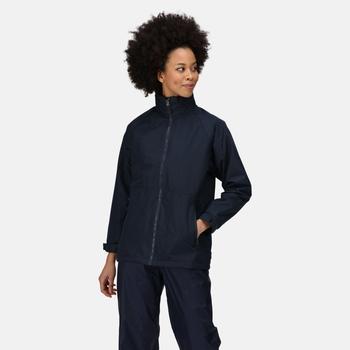 Women's Hudson Fleece Lined Waterproof Insulated Jacket Navy